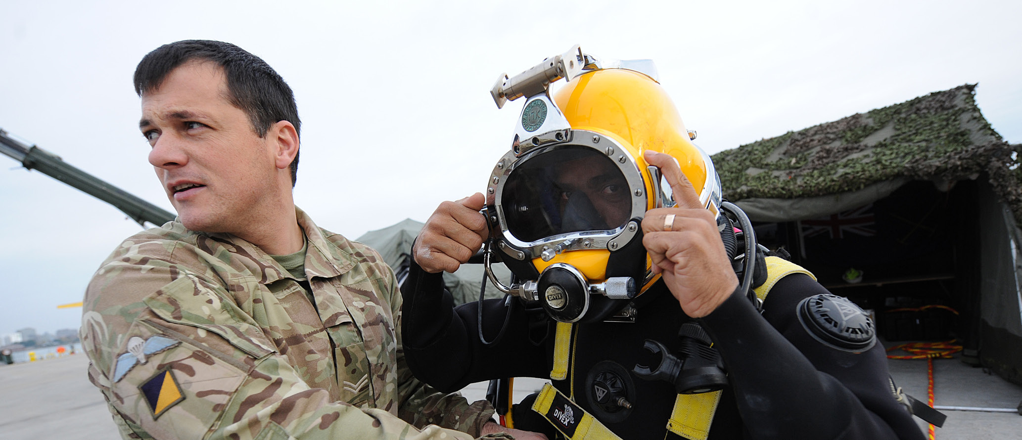 RLC, Divers, Royal Logistic Corps