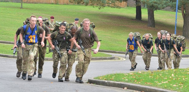 Royal Logistic Corps, Army Logistics, 25 Training Regiment RLC