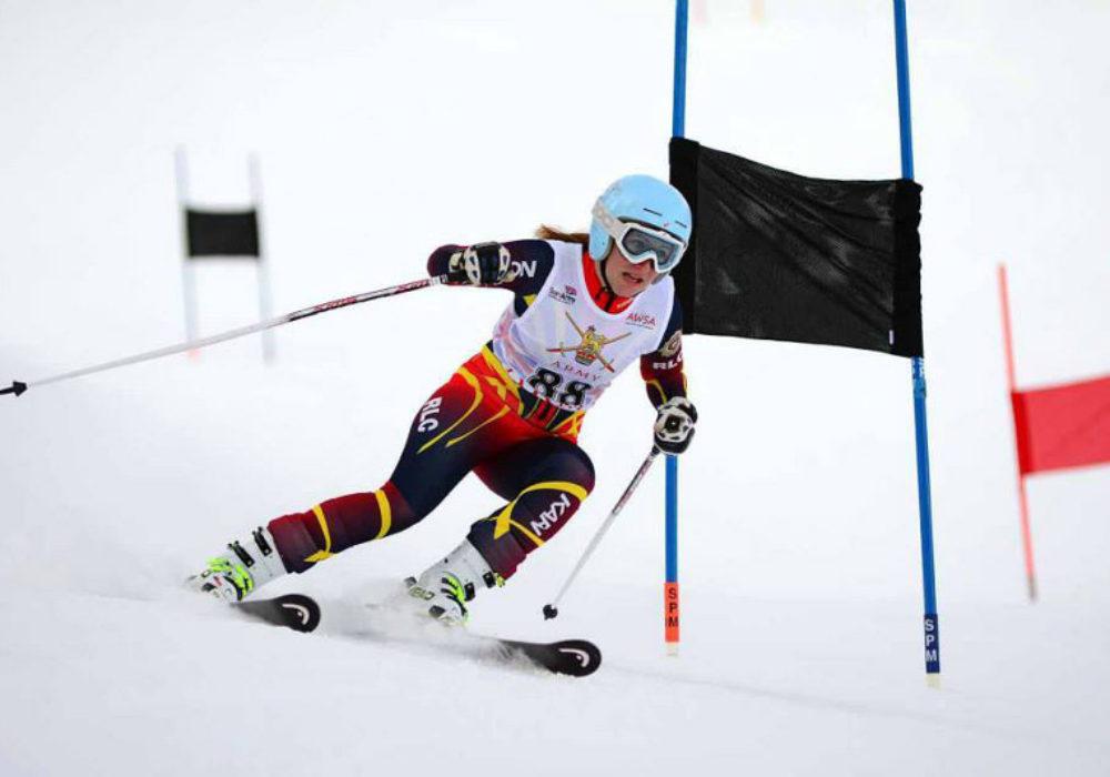 RLC ski, Army Logistics, Winter Sports