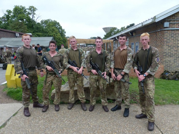 13 Air Assault, Military Skills, Royal Logistic Corps