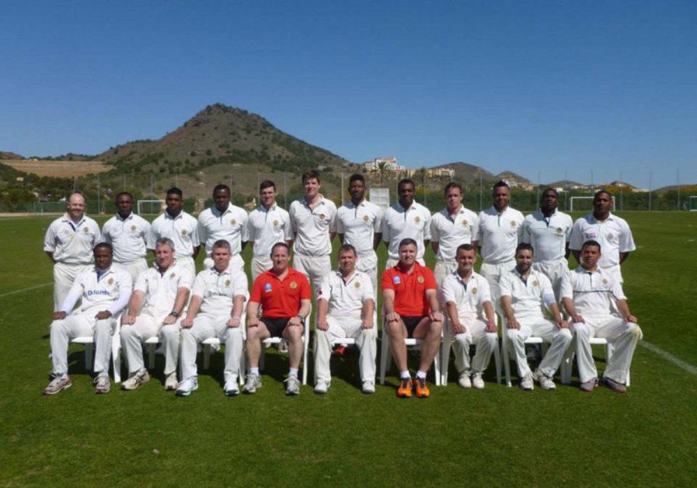 RLC Cricket team