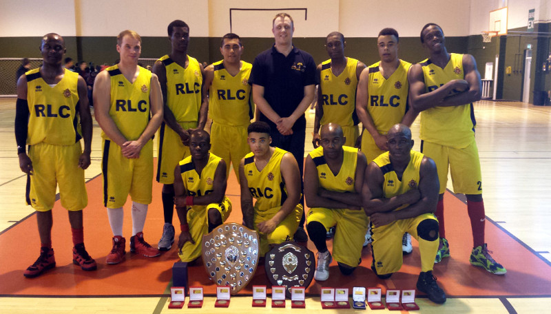 Royal Logistic Corps, RLC, Basketball team