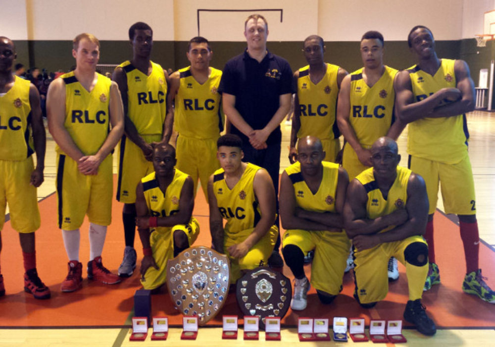 Royal Logistic Corps, RLC, Basketball team