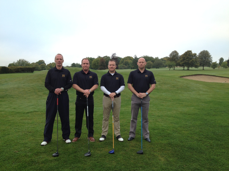 Golf Championships, 9 regiment RLC