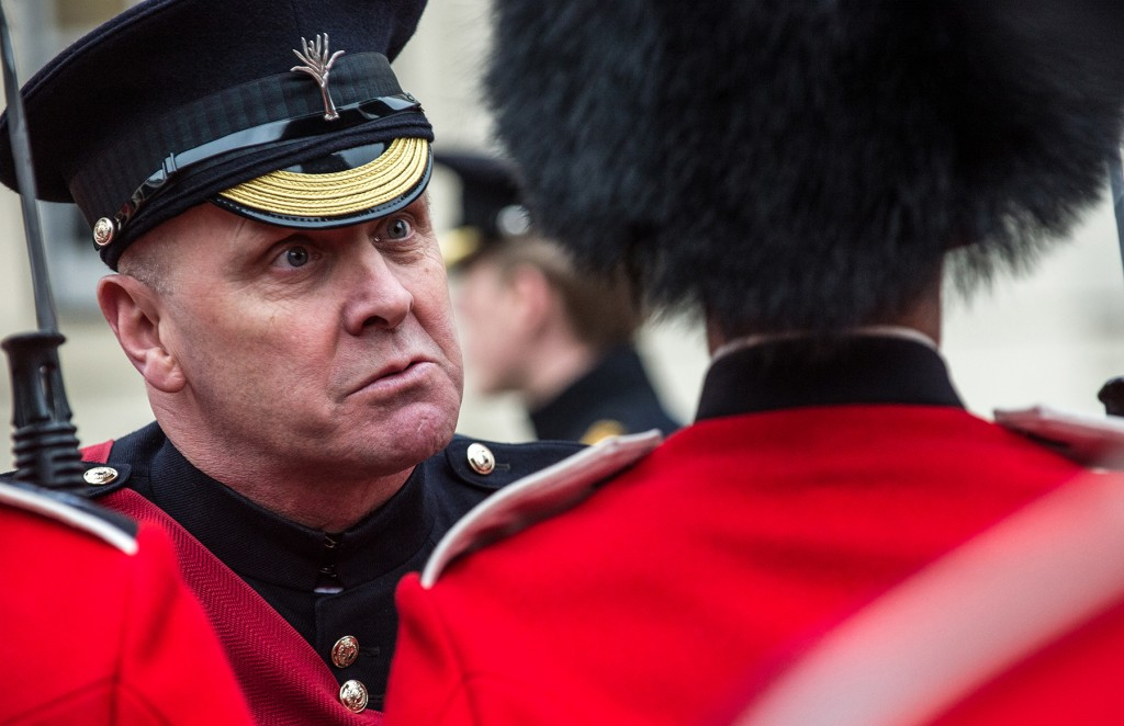 Best Overall Army PR Image - Sgt Rupert Frere (How can you 1
