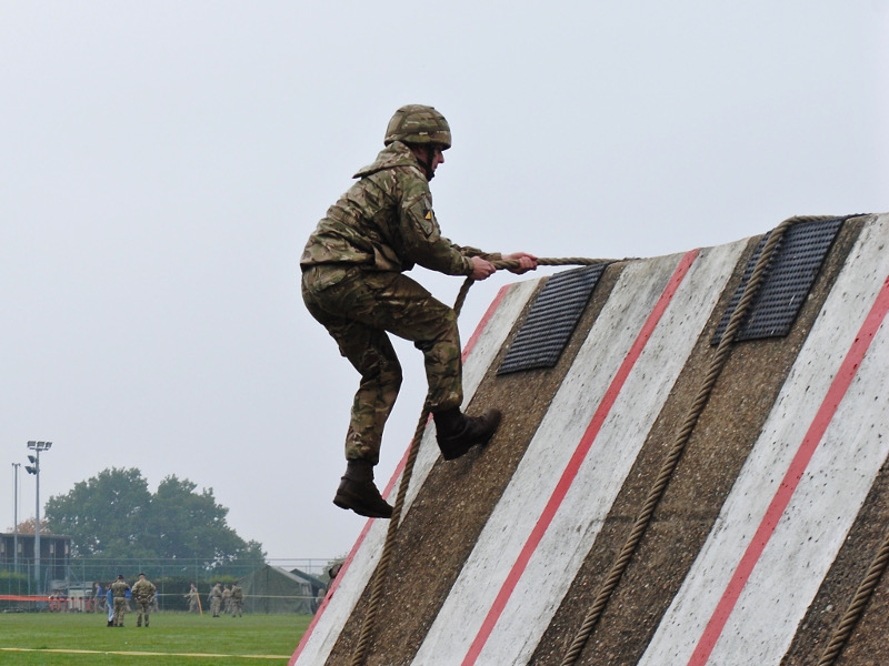 RLC Military Skills Competition