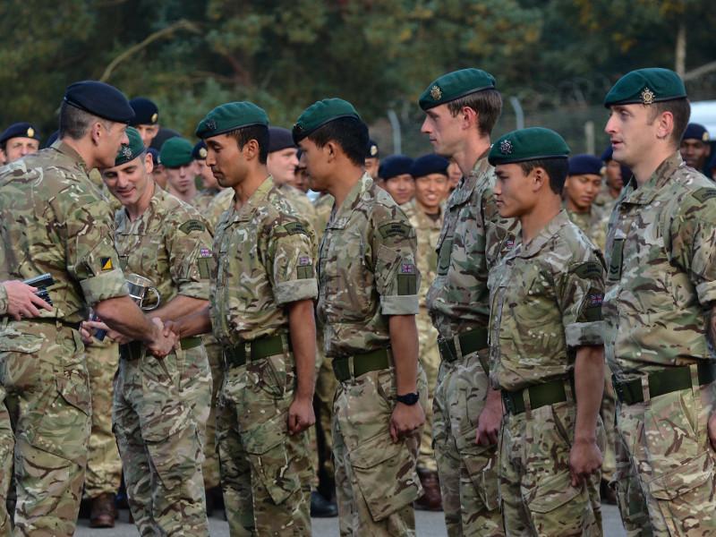 RLC Military Skills Competitio