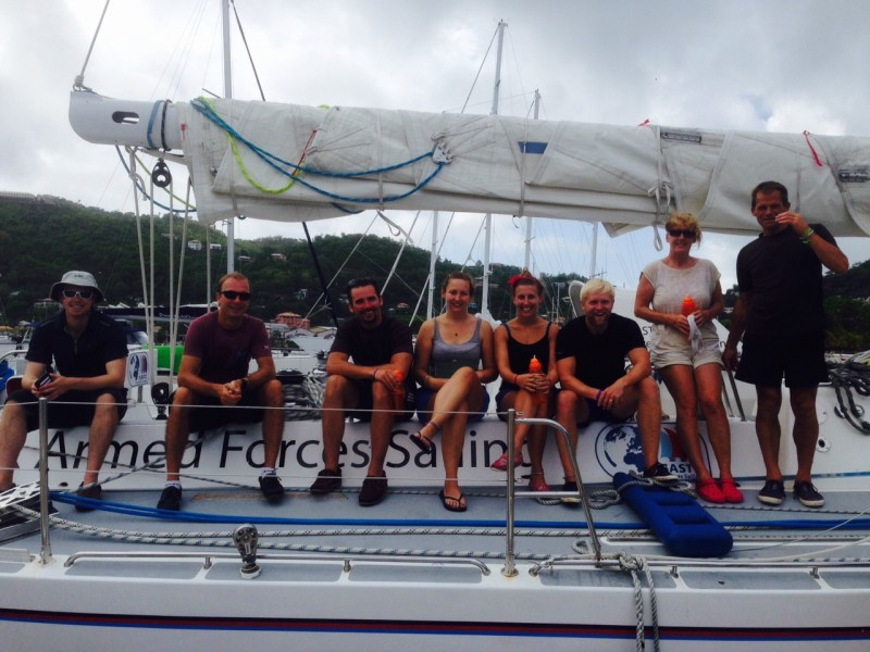 Ex TRANSGLOBE, RLC, sailing