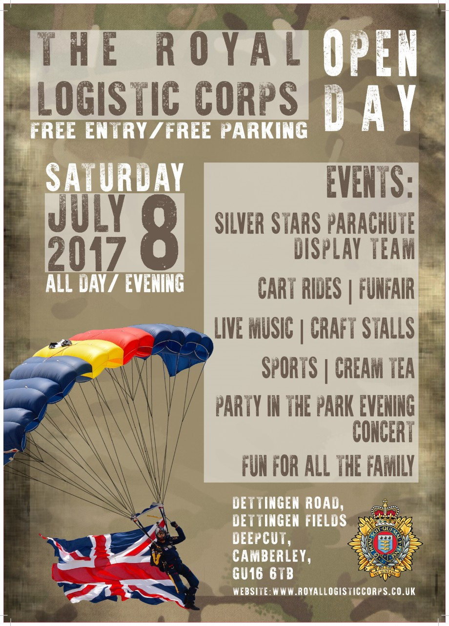 Corps Open Day