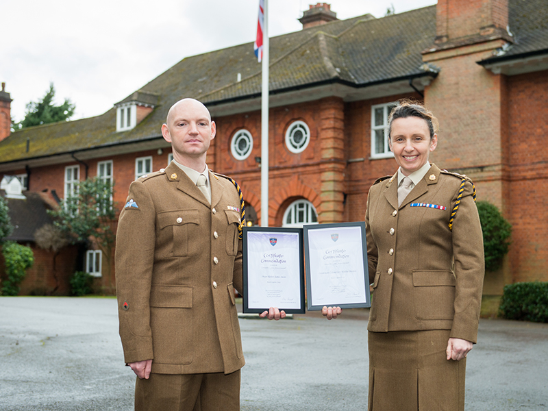 Commander Joint Forces Command Commendations