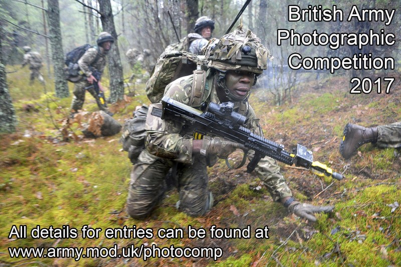 British, Lithuanian and Canadian troops rehearse joint operations on NATO's Exercise IRON SWORD