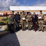 6 Reg receives the Gold Award