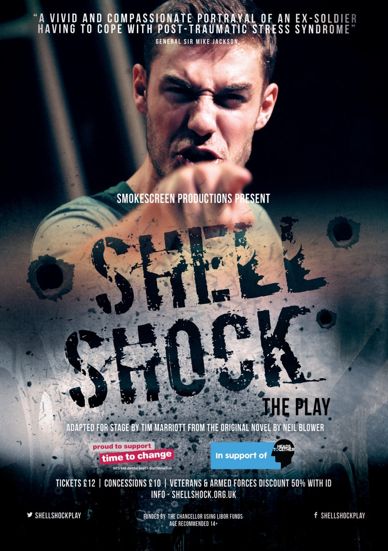 'Shell Shock' The Play
