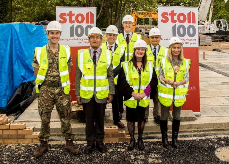 New veterans' housing in Aldershot