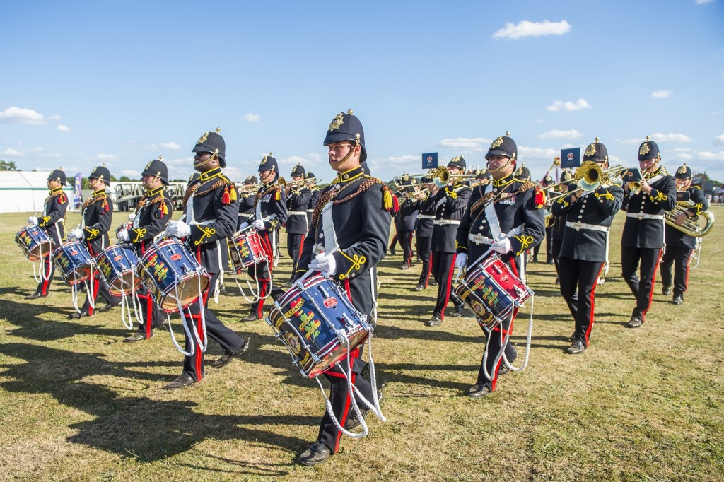 All the action from Corps Open Day