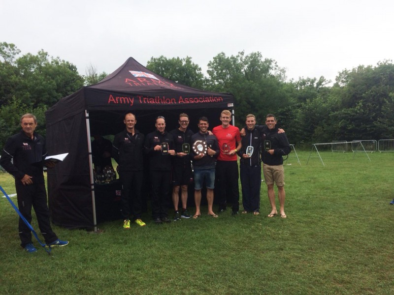 20170727_Army Triathlon RLC winning team