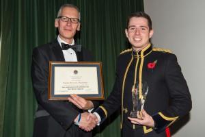 Capt MacClaverty Award