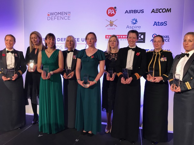 Women in Defence Awards 2017