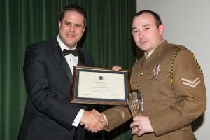 Cpl Brown Award