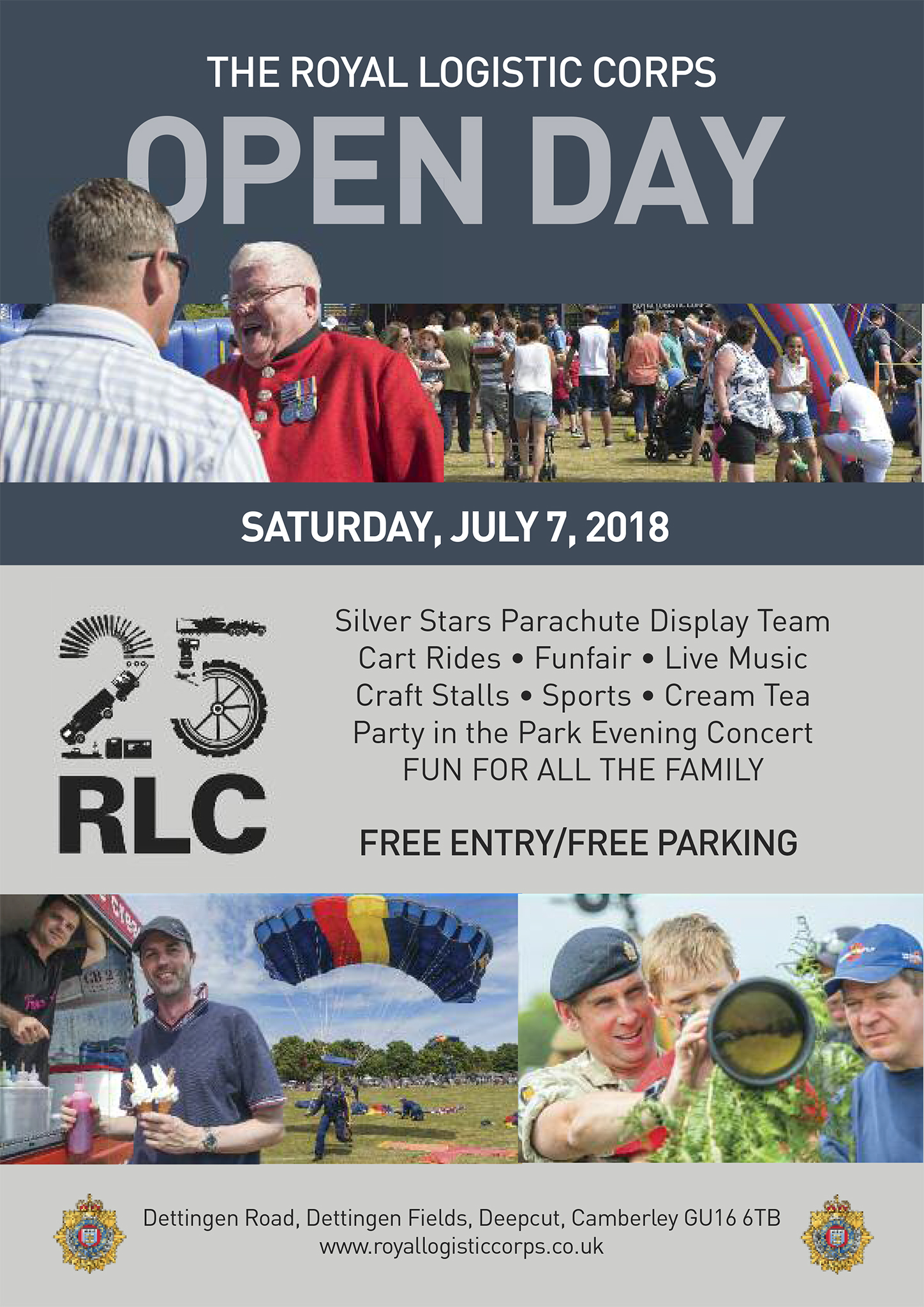The RLC Corps Open Day 2018