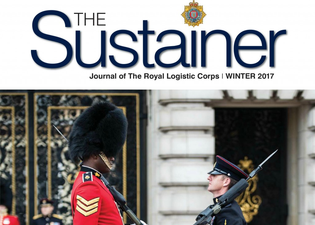 The Sustainer Winter 17 now online