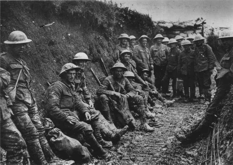 Poetry competition marks end of WW1