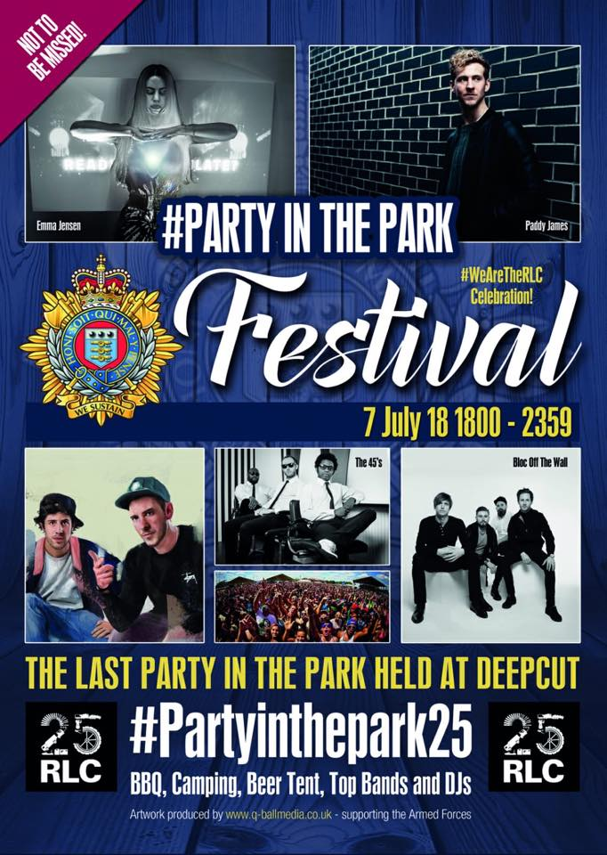Party in the Park 25