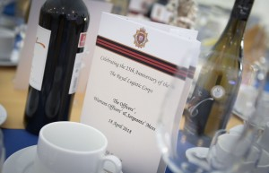 HER ROYAL HIGHNESS, THE PRINCESS ROYAL CELEBRATES THE ROYAL LOGISTIC CORPS' 25TH ANNIVERSARY AT PIRBRIGHT