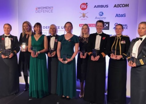 17 Port and Maritime Regiment (17 P&M) won the Inclusive Teamwork category in the Women in Defence Awards 17