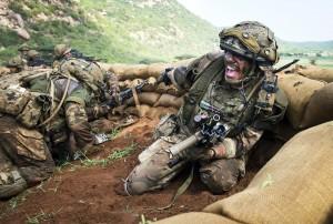 Sgt Dek Traylor Get Up Here