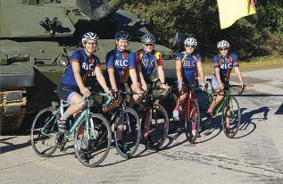 Ladies RLC Road Cycling
