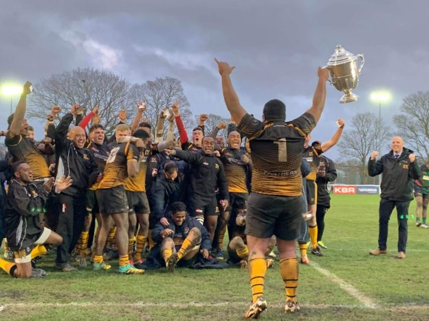 9 Regt are the new Army Rugby Champions