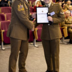 LCpl Charlie Phillips was the Intermediate Level 2 Apprentice award runner up