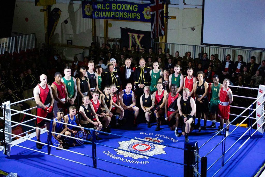 The 2019 RLC Boxing Championships