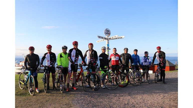 ATO to embark on epic cycle ride for charity