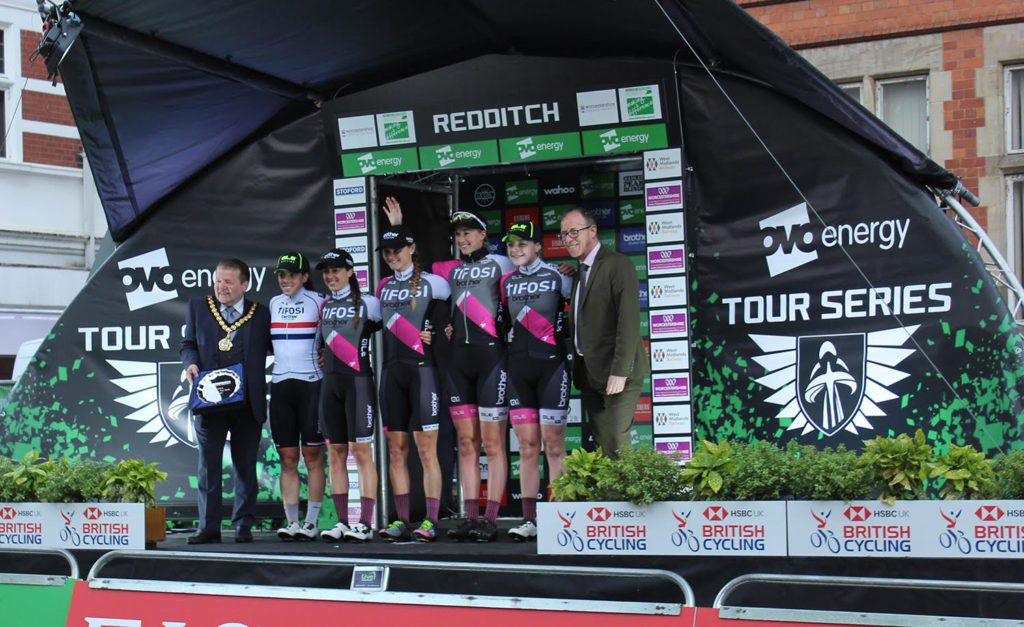 RLC riders help cycle race teams to victory