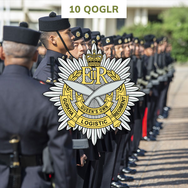 10 regiment rlc