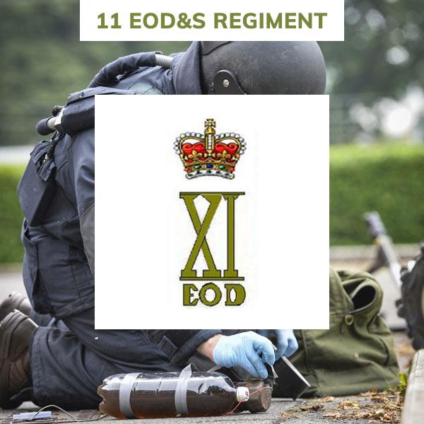 11 regiment rlc