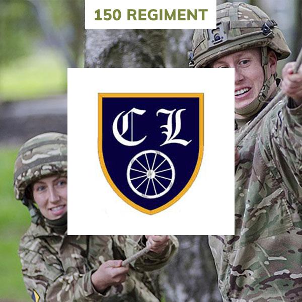 150 regiment rlc