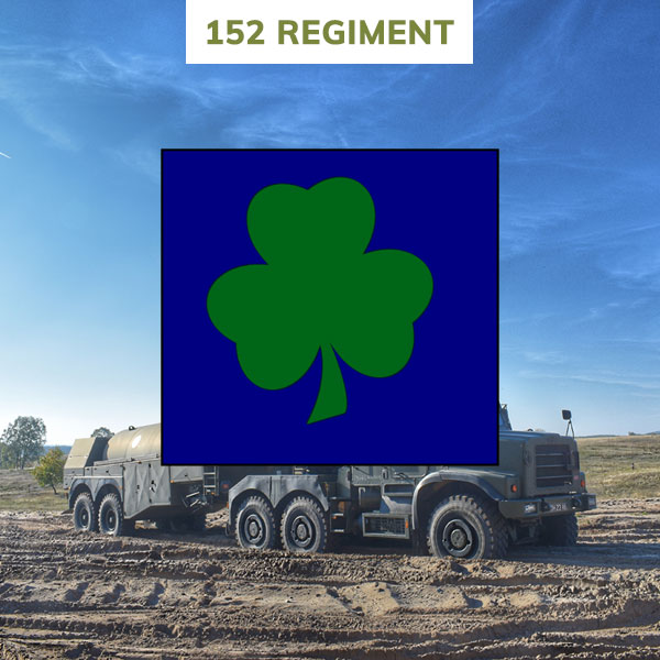152 regiment rlc