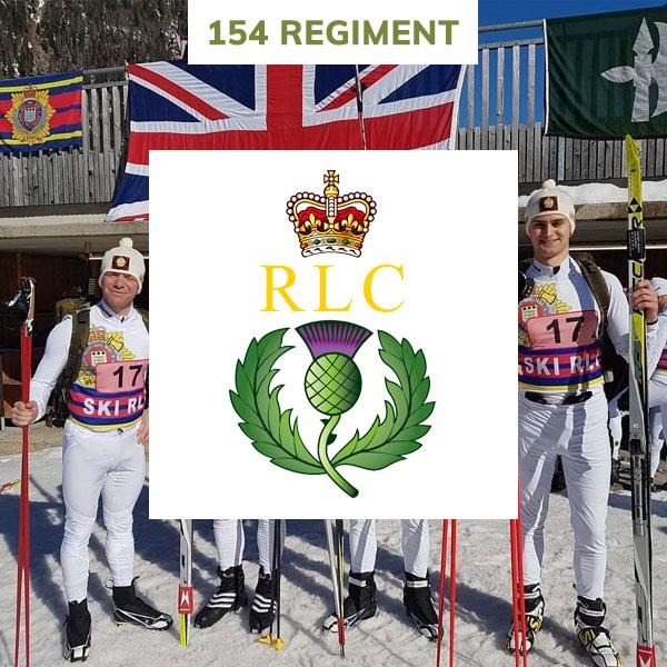 154 regiment rlc