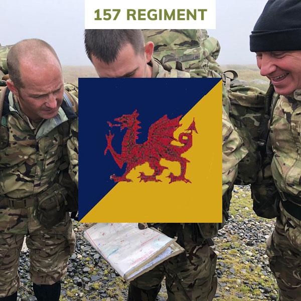 157 regiment rlc