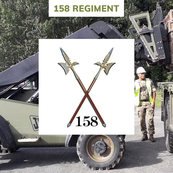 158 regiment rlc