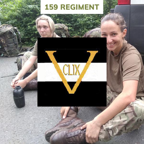 159 regiment rlc