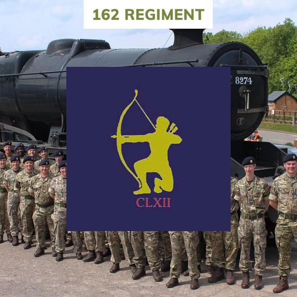 162 regiment rlc
