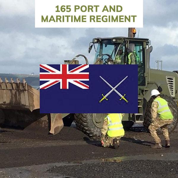 165 regiment rlc
