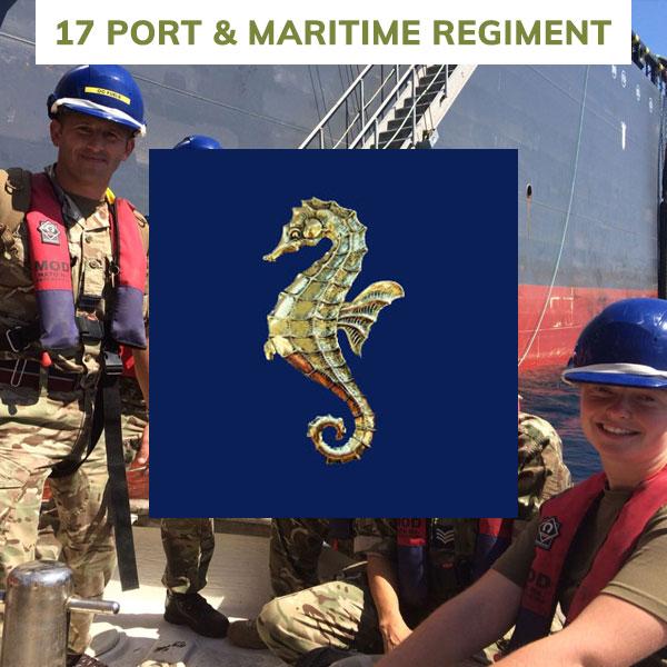 17 regiment rlc