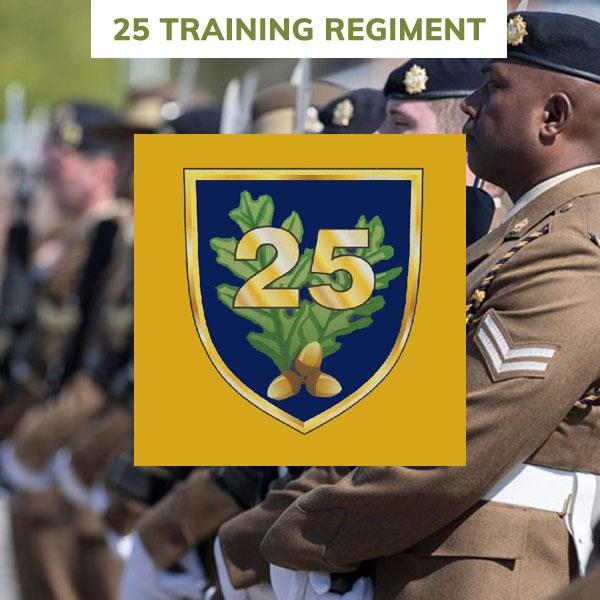 25 regiment rlc