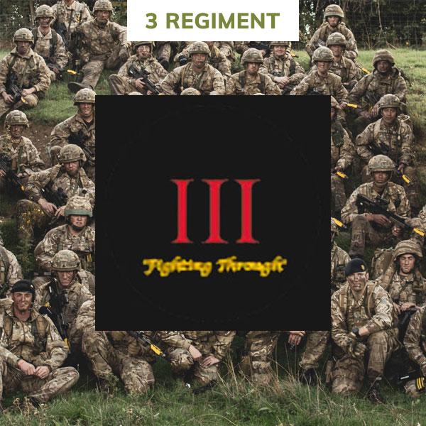 3 regiment rlc