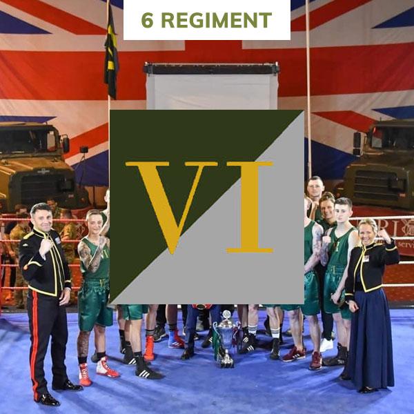 6 regiment rlc